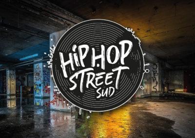 Création logo unique original association promotion hip hop rap urbain