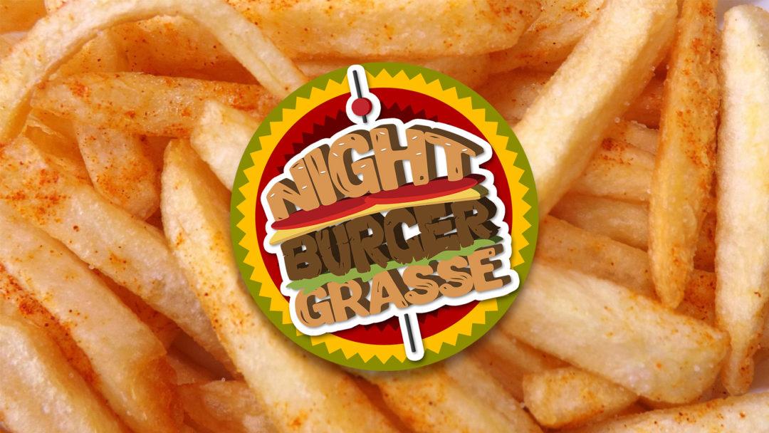 Night Burger Grasse