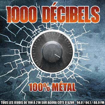 Logo original émission radio metal