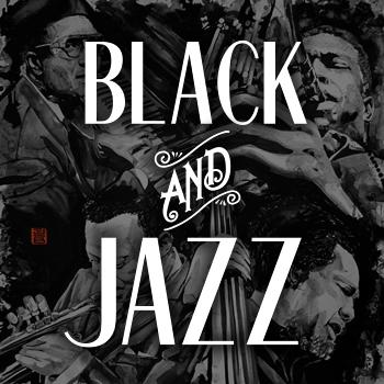 Logo original émission radio jazz