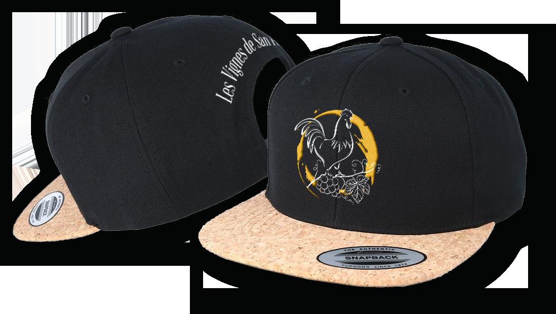 Design casquette personnalisée