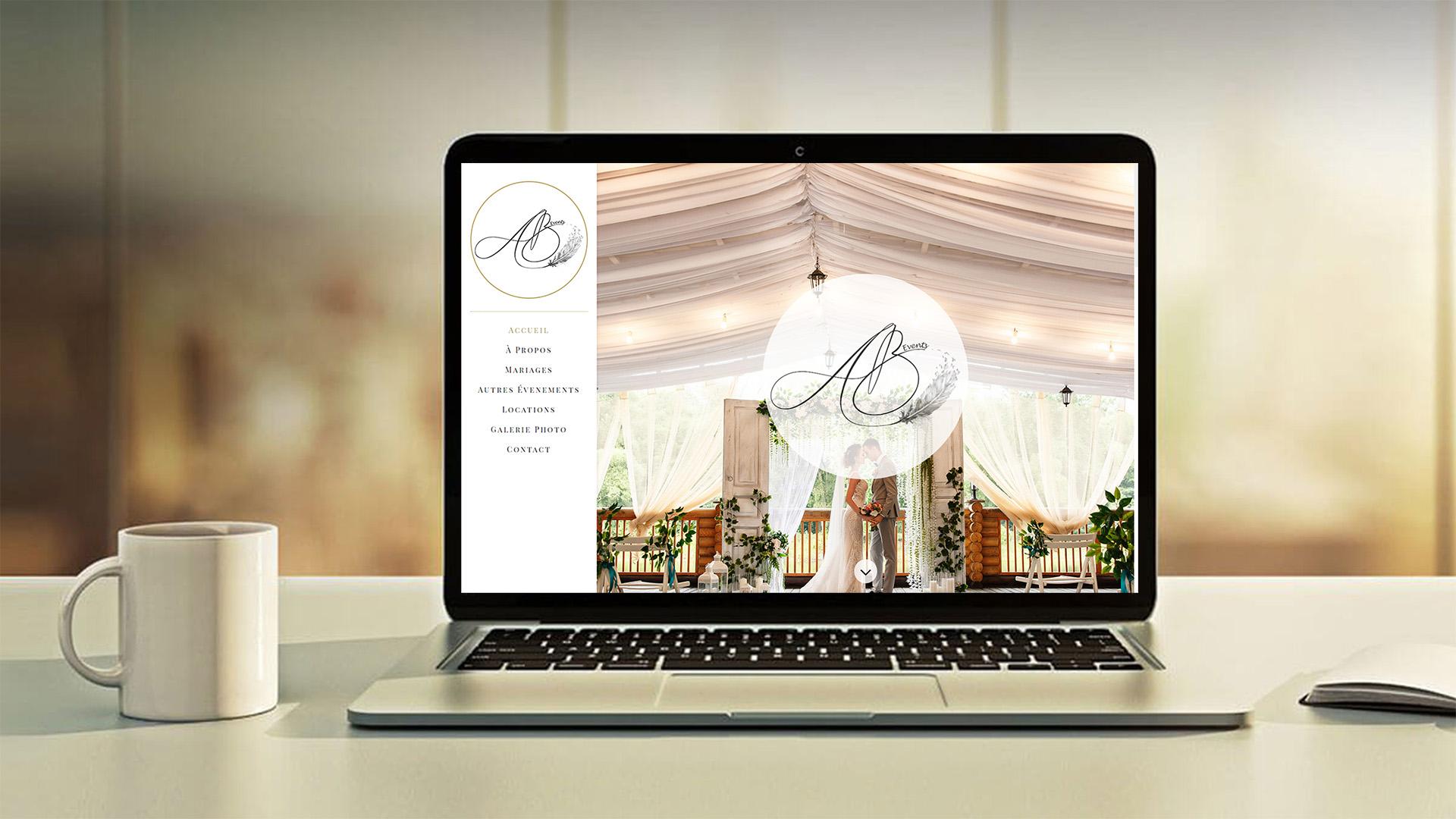 Création site vitrine design et moderne pour courtier en crédits, assurances.