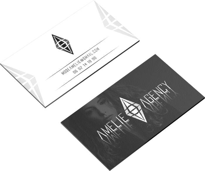 Création carte de visite pour entreprise de bâtiment Alpes-Maritimes