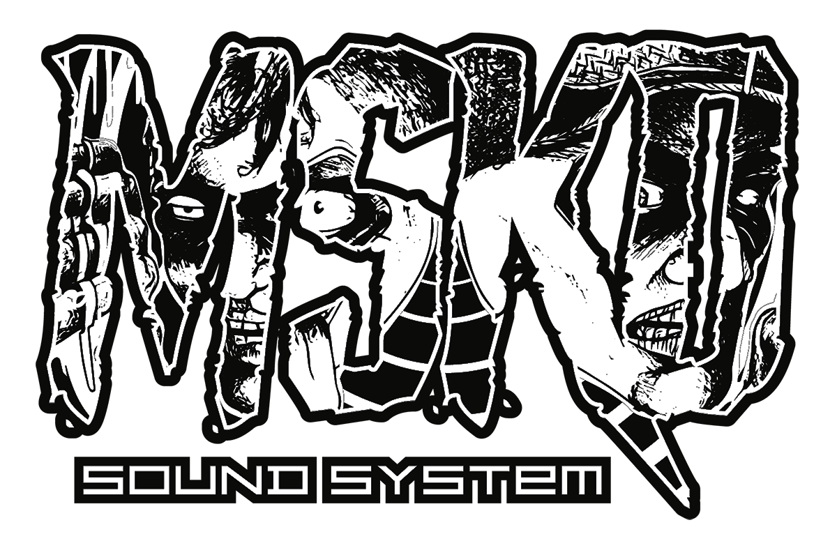 Logo design original sound system