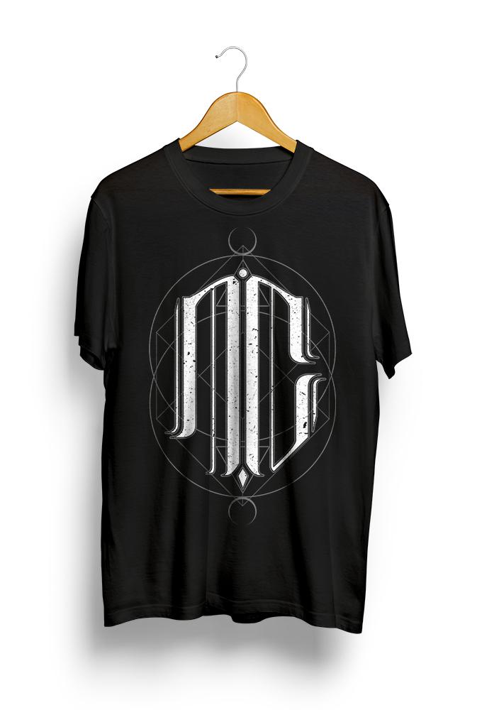 Design t-shirt logo pour groupe de musique metal Alpes-Maritimes